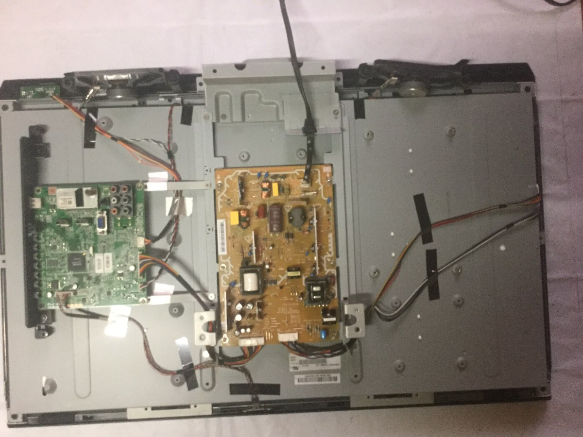 Tv Panasonic Tc-l32c5x Fuente Poder Pk101v2910i