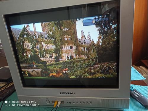 tv pantalla plana daewoo 21 pulgadas