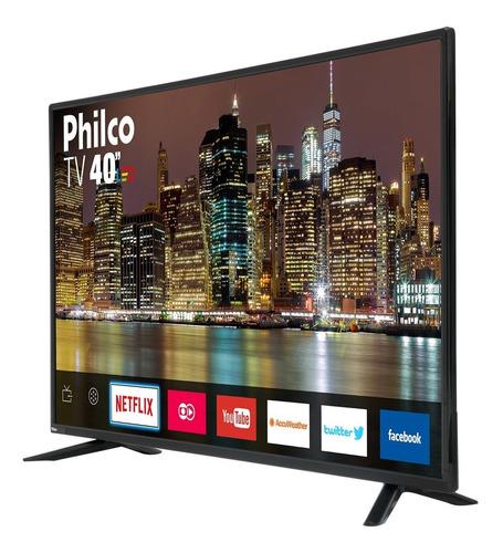 tv philco 40  led ptv40e60sn bivolt