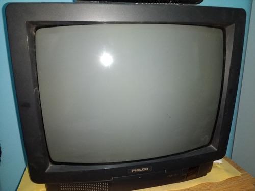 tv philco funcionando con control remoto + promo!