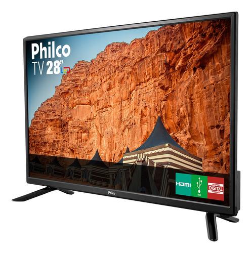 tv philco led 28  ph28n91d bivolt