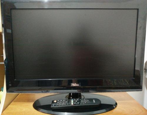 tv philco ph 24a lcd + dvd player lg dv497h