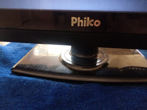 tv philco ph16v18dm led defeito tela quebrada