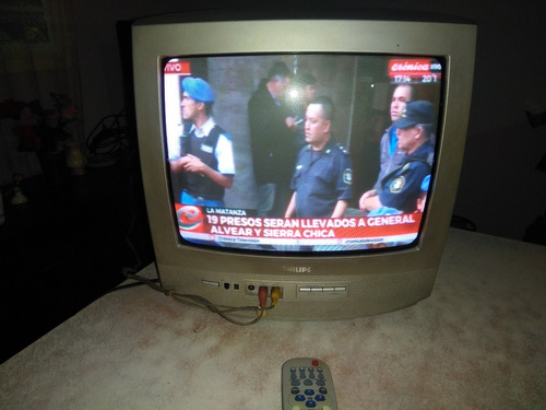 tv philips 14