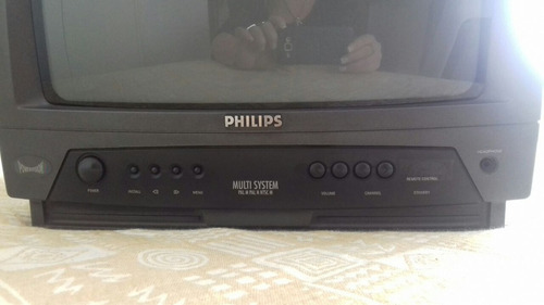 tv philips 14 . no funciona.-