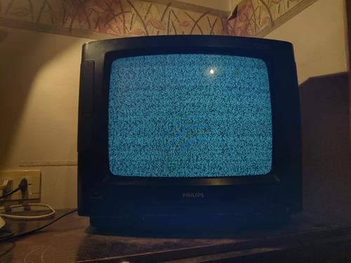 tv philips 14 pulgadas