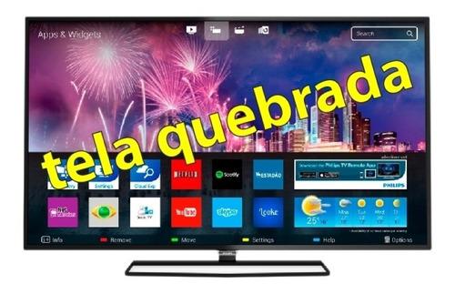 tv philips 40pug6300/78 - ver descrição