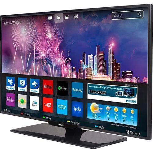0c1d583ce Tv Philips 43pfg5100/78 Led 43 Smart Full Hd / Hdmi - R$ 2.174,90 em ...