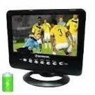 tv portatil de 9 pulgadas recargable