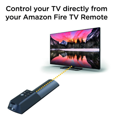tv remote add-on para tv fire tv alexa voice remote [nueva v
