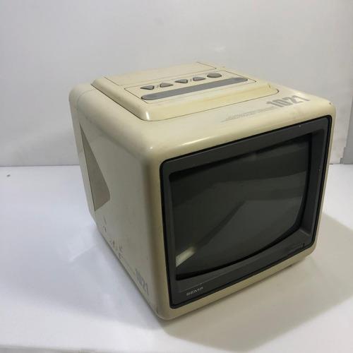 tv retrô semp toshiba modelo 1021 game 10'' usado