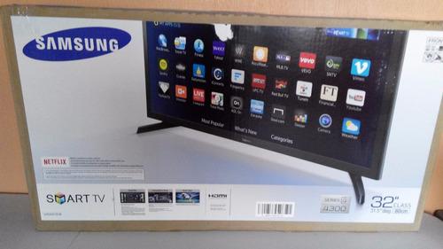 tv samsung 32 smart modelo 2018 soporte + 2 años garantia