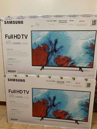 tv samsung 43 pulgadas smart
