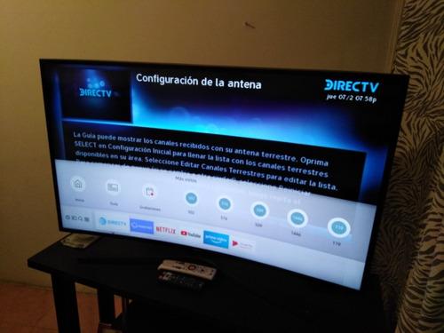 tv samsung 49  curvo. smart tv