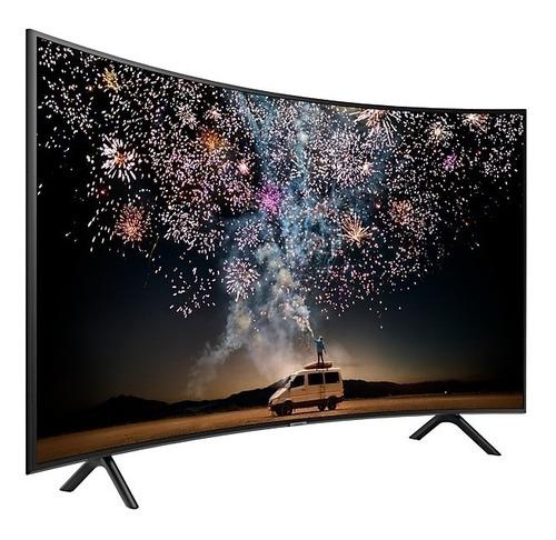 tv samsung 55 (138 cm) curvo smart led 4k uhd