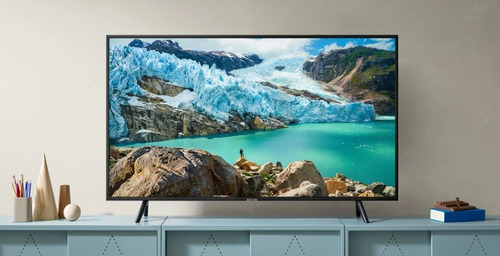 tv samsung 55 uhd 4k 2019 ru7100 bluetooth nuevos sellados