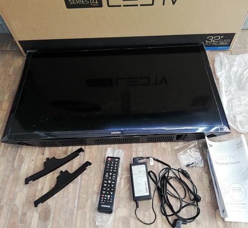 tv samsung de 32 pulgadas serie 4 pantalla dañada