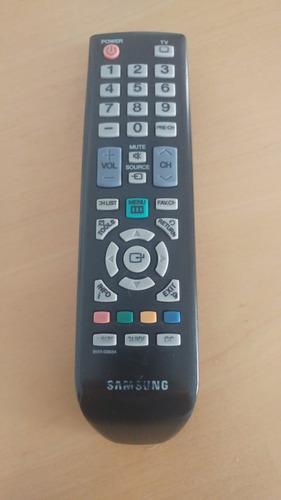 tv samsung lcd 32´´ impecable + soporte pared control remoto