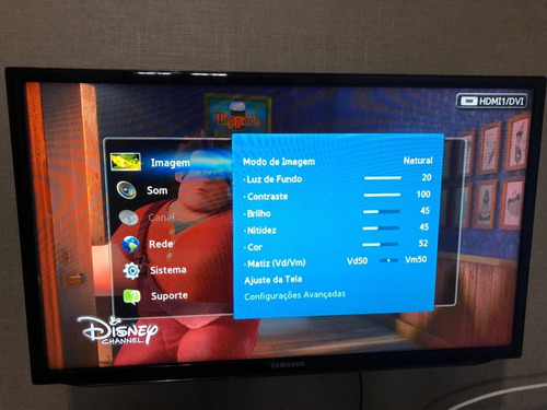 tv samsung led 32 polegadas (pode ser parcelado)