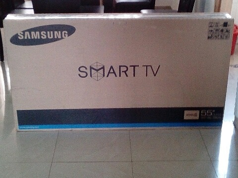 tv sansung led smartv de 50  serie 5