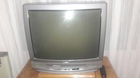 Tv Sanyo 29 Funcionando Perfectamente, C/remoto Y Manual