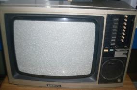 Tv Sanyo De 14 Polegada Mod: Ctp3751