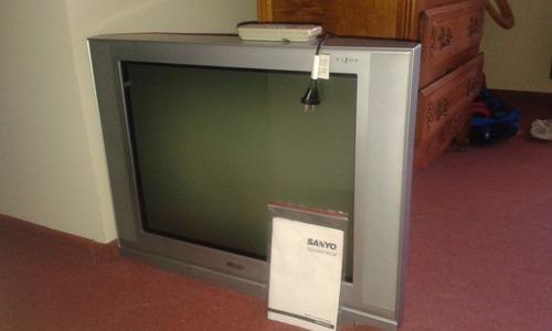 tv  sanyo pantalla plana