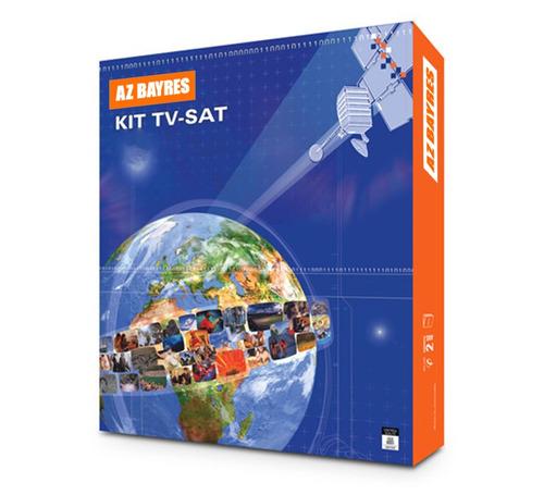 tv satelital gratuita sin abono mas de 600 canales azamerica