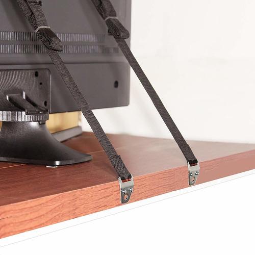 tv seguridad del metal del bebé / correas de muebles (torni