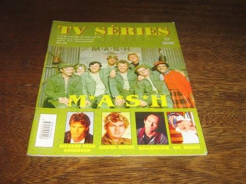tv series nº 5 ano:1997 capa mash e maverick original