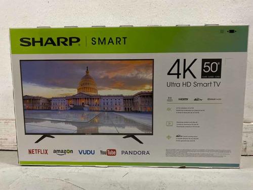 tv sharp 50 smart 4k
