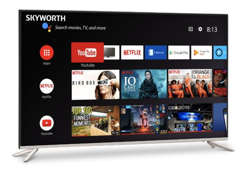 tv skyworth 50 pulgadas 4k uhd