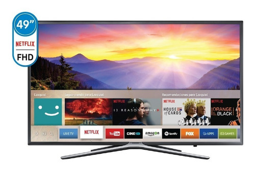 tv smart 49'' full hd samsung 6 cuotas sin interes