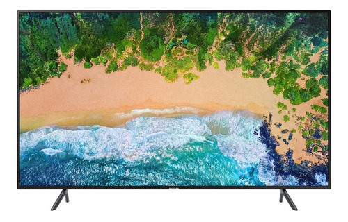 tv smart 75  samsung uhd 4k nu7100