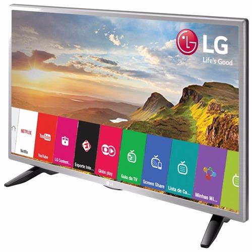 tv smart  lg  32 polegadas led  hd wifi
