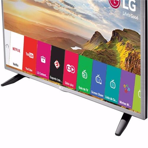 tv smart  lg  32 polegadas led  hd wifi garantia e nota