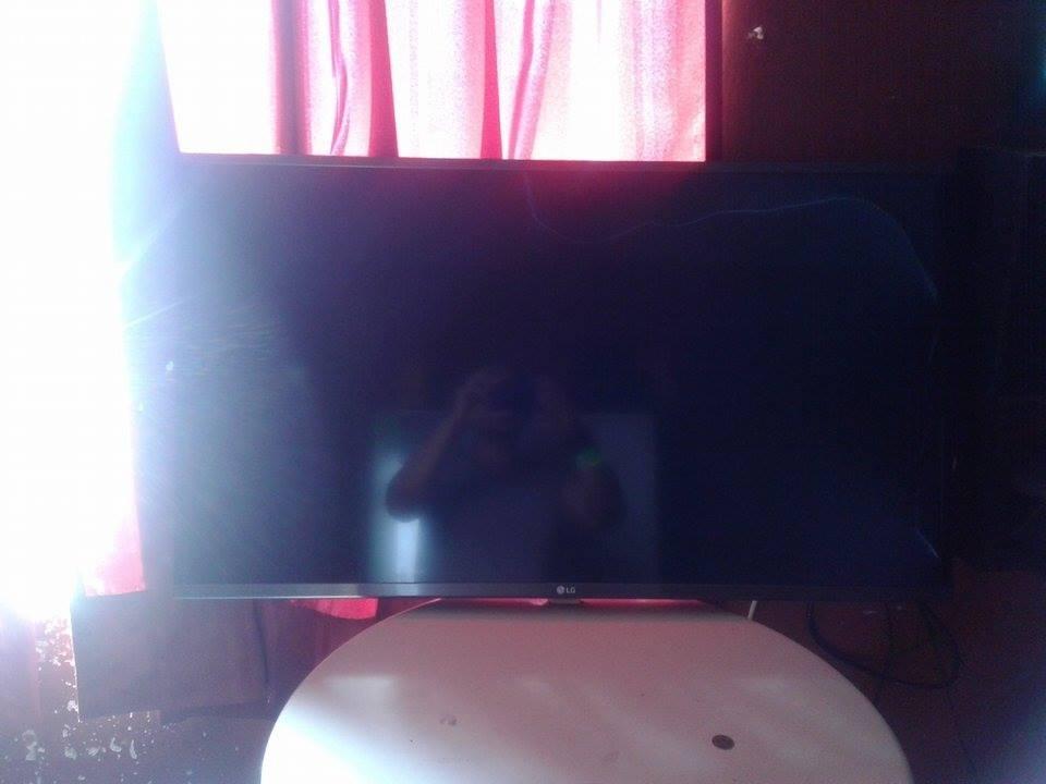 Tv lg se oye pero no se ve finest tv sony kvfs se escucha for Mi televisor se escucha pero no se ve la imagen