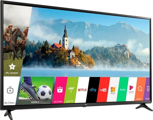 tv smart lg 49 fullhd nuevos sellados. envio a provincia
