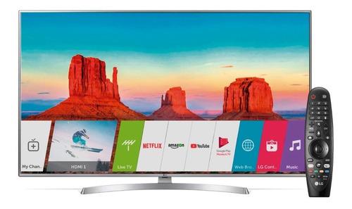 tv smart lg 50 4k ultra uhd 50uk6550 + regalo