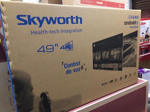 tv smart skyworth