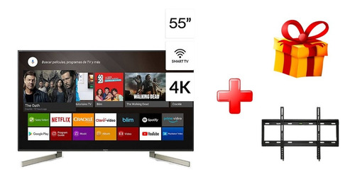 tv sony 55 4k hdr smart tv xbr-55x905f nuevo ricapastore