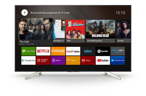 tv sony 75 4k hdr smart tv xbr-75x855f