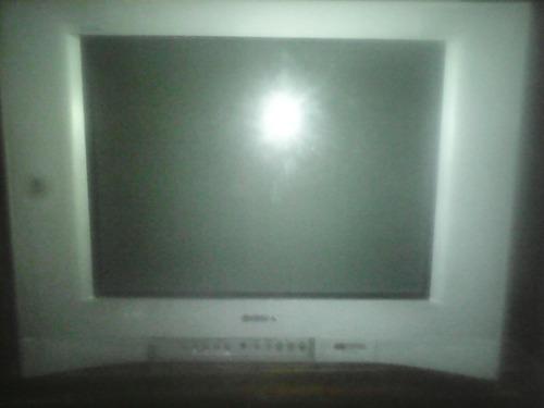 tv sony analogica, no tiene botones, no tiene control
