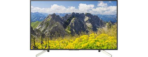 tv sony smart tv 49 4k hdr kd-49x755f