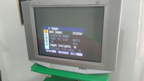 tv sony wega 29  kv29fs150