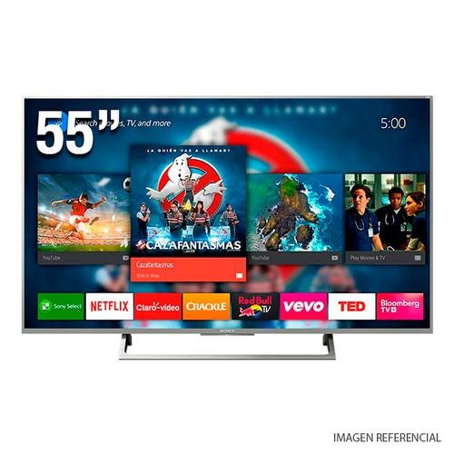 tv sony xbr 55x805e 4k hdr 55  (modelo 2017) (como nuevo)