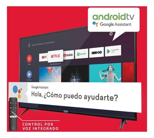 tv tcl 32 smart android control por voz s6 40 43 49 garantia