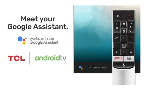 tv tcl 55 4k harman kardon android control por voz garantia