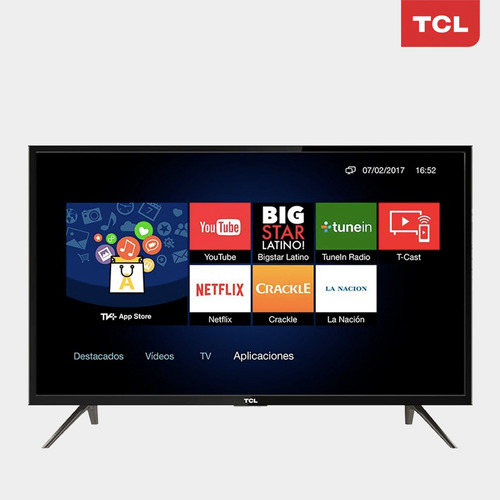tv tcl 55 4k smart hdr soporte pared gratis 2 años garantia