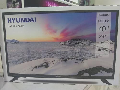 tv televisor hyundai 40 pulgadas led modelo 2019 tienda